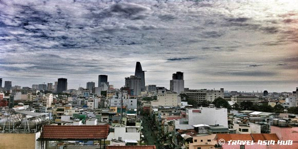 Ho Chi Minh City Skyline